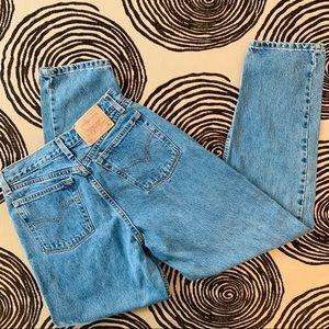 Vintage Levi's 560 High Waist Mom Jeans size 10
